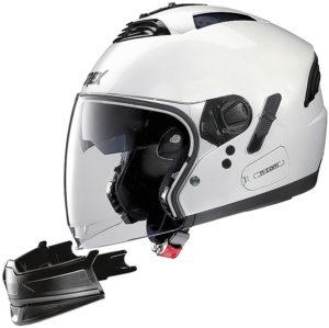 Casco Modulare Grex G4.2 Pro Kinetic N-Com Bianco