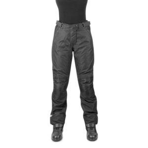 Pantaloni moto Oj Riderpant Lady nero