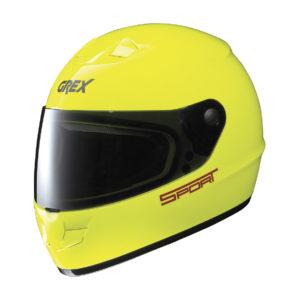 Casco Integrale Grex G6.1 Sport Giallo Fluo