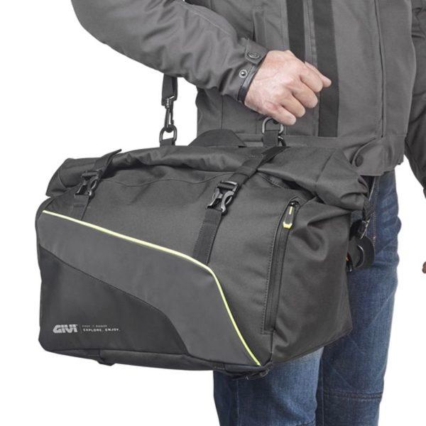 Coppia di borse laterali waterproof Givi EA133 25 lt