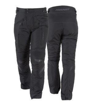 Pantaloni moto donna Prexport Web 3.0 nero