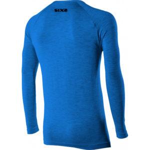 Maglia intima Merinos Sixs TS2 Wool Blu