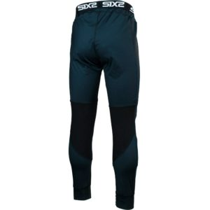 Pantaloni invernali Sixs WTP 2 Nero Carbon