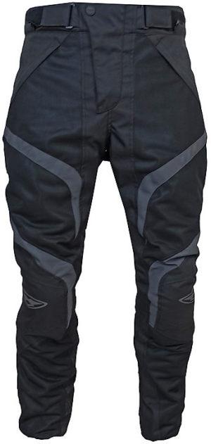 Pantaloni moto estivi uomo Prexport Desert Wp Nero Grigio