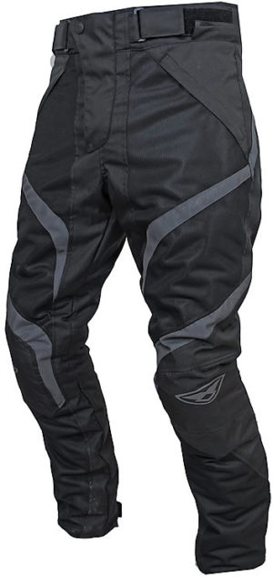 Pantaloni moto estivi donna Prexport Desert Wp Nero Grigio