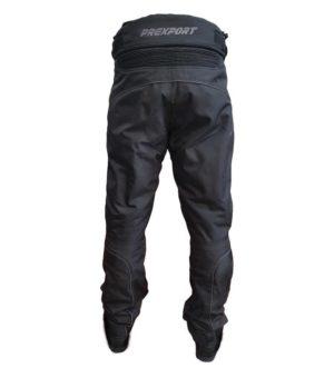 Pantaloni moto uomo Prexport Web 3.0 nero