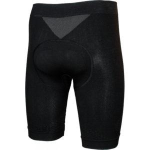 Pantaloncino ciclismo senza bretelle Sixs Free Short Nero