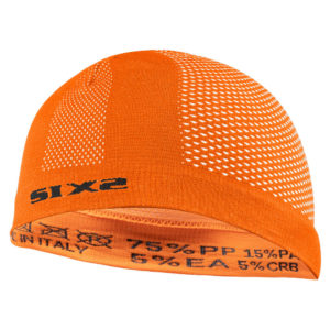 Calotta sottocasco Sixs Scx Arancione