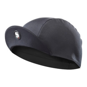 Cappellino ciclismo invernale Sixs Storm Cap Nero