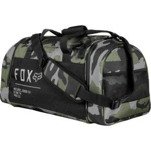 Borsone moto Fox 180 Duffle Camo