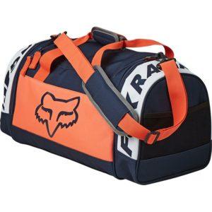 Borsone Fox 180 Duffle Navy Arancione