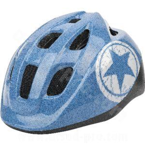 Casco bici bimbo Polisport Blu 52-56cm
