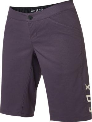 Pantaloncini mtb-enduro donna Fox Ranger Viola