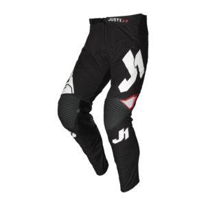 Pantaloni cross-enduro Just1 J-Flex Aria Nero Bianco