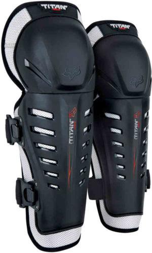 Protezione ginocchio bimbo Fox Titan Race