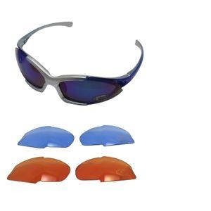 Occhiali bici Perf con 3 lenti omaggio