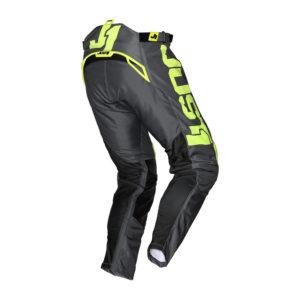 Pantaloni cross-enduro Just1 J-Force Lighthouse Grigio Giallo Fluo