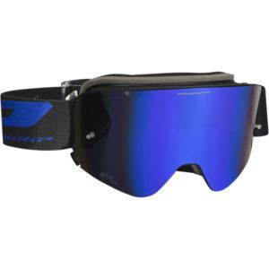 Maschera con aggancio magnetico Progrip Magnet Blu Nero