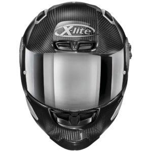 Casco integrale X-Lite 803 RS Ultra Carbon Silver Edition