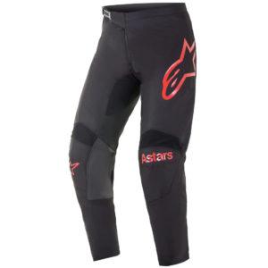 Pantalone cross-enduro Alpinestars Fluid Chaser Nero Rosso