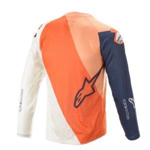 Maglia bimbo cross-enduro Alpinestars Racer Blaze Arancione