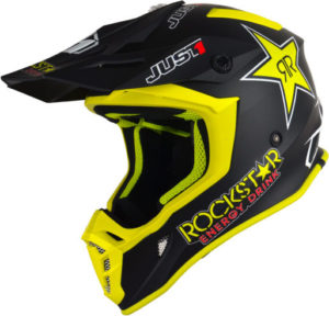 Casco cross-enduro Just1 J38 Rockstar