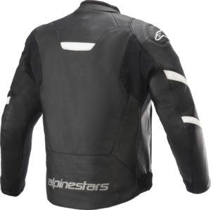 Giacca moto Alpinestars Faster V2 Nero Bianco