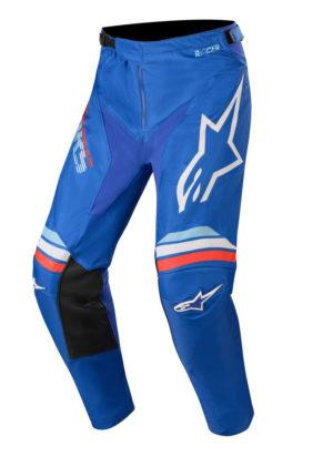 Pantalone cross-enduro Alpinestars Racer Braap Blu