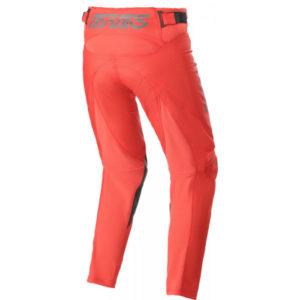 Pantalone bimbo cross-enduro Alpinestars Racer Compass Rosso