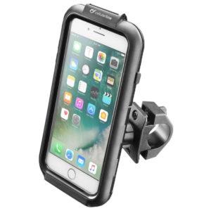 Supporto porta Iphone Cellularline Icase Iphone 8 Plus Impermeabile