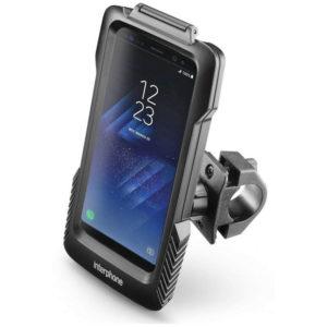 Supporto porta telefono Cellularline Pro Case Samsung Galaxy S7 Edge/ S8 Plus