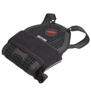 Protezione schiena Zandonà Netcube Back Pro x6 Nero