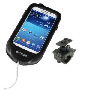 Supporto porta telefono Cellularline Samsung Galaxy S4 Impermeabile