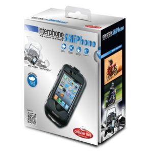 Supporto porta Iphone Cellularline SMIphone 5 Impermeabile