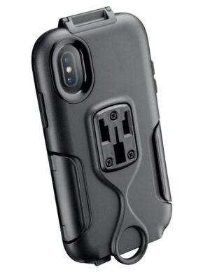 Supporto porta Iphone Cellularline Icase Iphone X Impermeabile