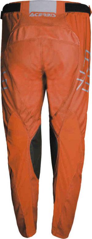 Pantalone cross-enduro Acerbis Mx Track Arancione