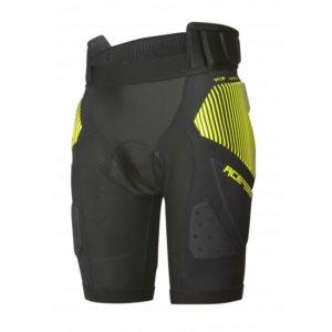 Pantaloncini protettivi Acerbis Rush Nero Giallo