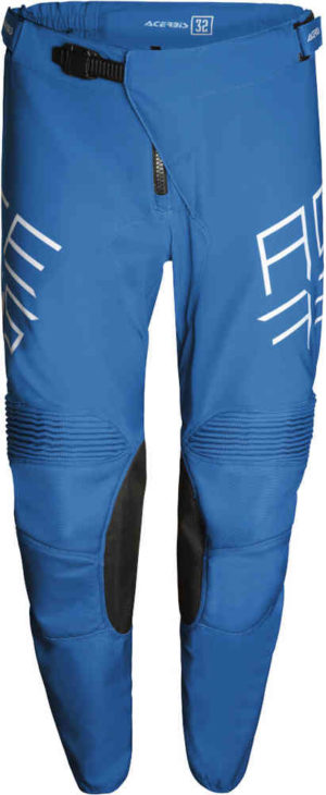 Pantaloni cross-enduro Acerbis Mx Track Blu