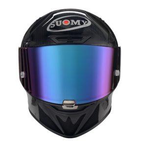 Casco moto integrale Suomy Sr-Gp Carbon Gloss