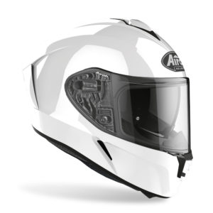 Casco moto integrale Airoh Spark Bianco Lucido