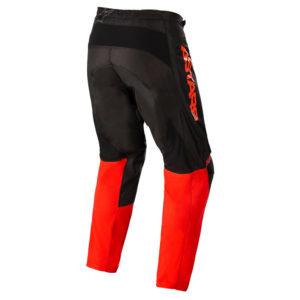 Pantalone cross-enduro Alpinestars Fluid Speed Nero Rosso